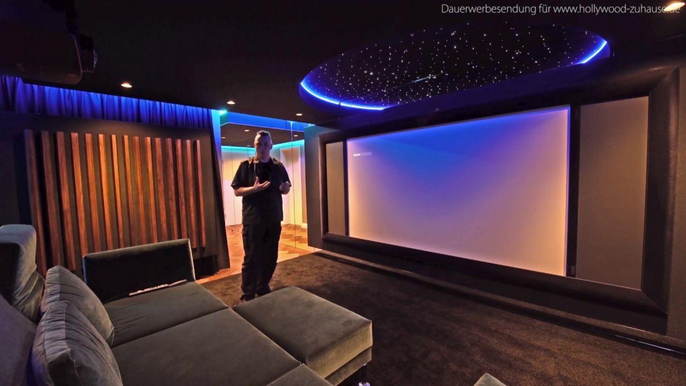 4K, Laser, DSP System, Atmos - So geht Heimkino in schön - inklusive Sternenhimmel &Premium Technik